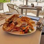 Lobster Alive Foto