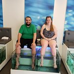 صورة فوتوغرافية لـ ‪Athens Doctor Fish - Foot Therapy & Day Spa‬