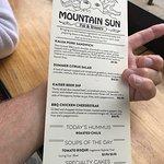 Foto de Mountain Sun Pub and Brewery