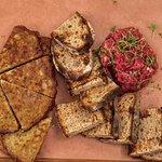 ALL THE MEATS (steak tartare)