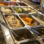 Probably the last, best salad bar in New Jersey