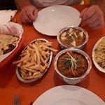 Fabulous food!!