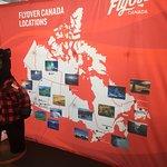 Photo of FlyOver Canada