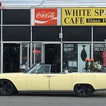 The White Spot is Anchorage's oldest running restaurant. It's actually been a landmark since 194