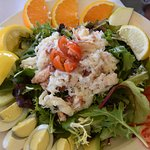 Crab Louie - My wife's favorite