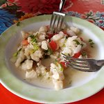 Best seafood on Cozumel.  Worth the drive into town.