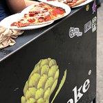 Foto de Artichoke Pizza