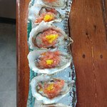 These were the Oysters!