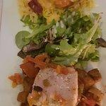Otentic Fresh Food Restaurant Foto