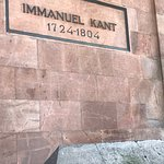 Photo of Immanuel Kant's Grave