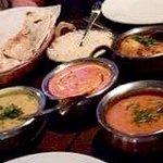 Delicious dishes at Mama Masala