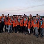 16th Edgware Scouts on Elle's hike