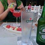 øl og drinks