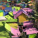 Foto de Jodipan Colorful Village