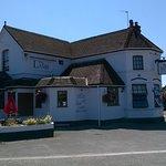 The Lamb Inn in a beautiful calm spot