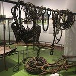 Bild från Hanois etnologiska museum