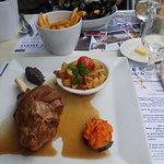 Foto de Les Ajoncs d'Or Hotel Restaurant