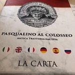 Фотография Pasqualino al Colosseo