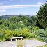 One of the overlooks at the garden.