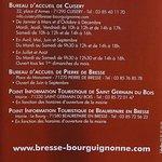 Les marchés de la Bresse Bourguignonne
