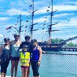 Historic Bike Tours! #ExploreMore