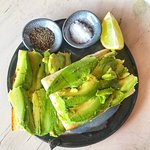 Avocado on Sourdough