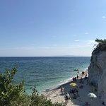 Foto van Spiaggia di Capo Bianco