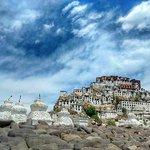 Foto Thiksey Monastery