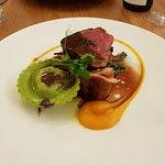 Beef Fillet With Ox Cheek Ravioli