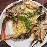 homard à l' italienne (sur commande)