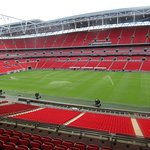 The Wembley pitch