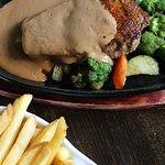 Zarillo's pepper steak