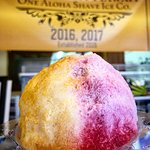 Foto de One Aloha Shave Ice Co