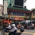 Фотография Китай-город в Куала Лумпуре