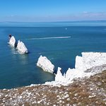 The Needles - View from the Old Battery