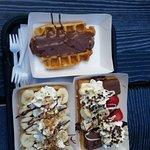 Φωτογραφία: Los Churros & Waffle