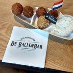 Ballen dish from De Ballen