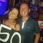 2 special friends celebrating their 50th Birthdays 👌