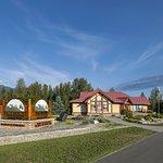 Foto van Valemount Visitor Information Centre
