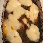 Absolutely terrible melanzane - avoid at all costs!