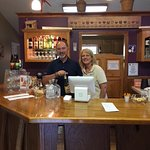 New Owners at Hightower Creek Vineyards as of 8/2018 - Carol and Fred Myers