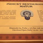 Photo of Indian Restaurant Mayur