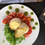 Mozzarella di Bufala con Cherry Tomatoes