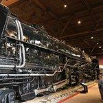 A classic locomotive.