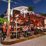 Best place in Playa del Carmen ... Guy Fieri´s Kitchen+Bar