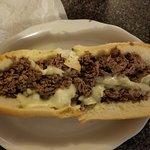 regular cheesesteak