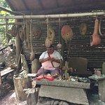 Oconaluftee Indian Village resmi