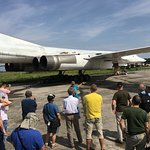 Visiting the Museum of Long Range and Strategic Aviation