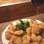 Seafood PCB-Fried Gulf Shrimp-Boars Head Restaurant PCB near Pier Park/Concerts/Tidewater Call A