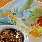 Vietnamese-Thai Soft Rolls